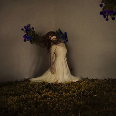 little garden (brookeshaden) Tags: life flowers garden bedroom growth creator secretgarden fineartphotography surrealphotography brookeshaden texturebylesbrumes whimsicalphotography