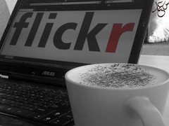 flickr (   :*) Tags: morning red coffee colors flickr isolate    unilateral