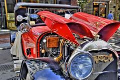 Vintage Seven (showbizinbc) Tags: auto car automobile antique vinage