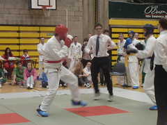 IUTF Intervarsities - UCD Sports Centre (March 2012) (irlLordy) Tags: ireland dublin club march taekwondo gary spar tkd iutf rcsi ucd 2012 sportscentre intervarsities