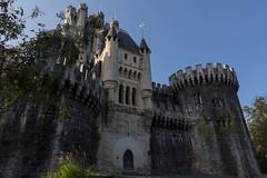 Castillo de Butrn (Iker Ulloa) Tags: espaa contraluz europa castillo vizcaya butrn localizaciones canoneos60d