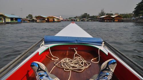 water speed river thailand boat nikon rope dslr longtail kanchanaburi 2012 kwai d5000 khwaeyai