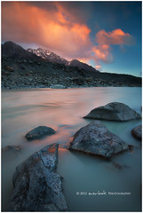 Glacial Runoff (Dylan Toh) Tags: newzealand lake landscape photography glacier alpine iceberg dee mountcook everlook tasmanvalley
