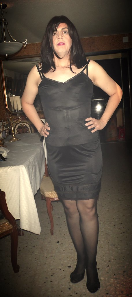 mujer ladyboy