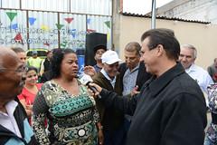 Entrega de 8 Unidades Habitacionais na Av. Nelson Mandela - 13/05/16 - Foto: Wilson Mago (sbc.fotos) Tags: nelson entrega mandela unidades habitacionais
