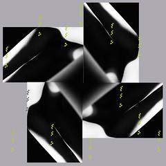 (Sin ttulo) (Sonia Laroy) Tags: blanco collage y negro contraste alto artes medio eje caligrafa formato visuales sentido simetra abstraccin geometra intervencin corporalidad