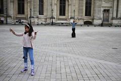 Paris 2016 (Mafesse) Tags: men children photography photographer phone tourists