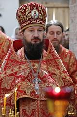 55. Paschal Prayer Service in Svyatogorsk / Пасхальный молебен в соборном храме г. Святогорска
