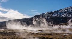 Iceland (benageXYZ-) Tags: travel 50mm iceland nikon  geysir landspace   benagexyz