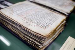 la Bibliothque nationale  Sofia le jour de la fte de la Culture bulgare et de lAlphabet slave (OIFrancophonie) Tags: sofia bibliothque oif slave bulgarie francophonie michallejean
