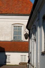 Tykocin - zauek w pobliu synagogi (jacekbia) Tags: building architecture outdoor synagogue poland polska architektura budynek podlasie synagoga tykocin