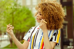 Dominican Model Dayana Karis. (photosbyjas) Tags: boston massachusetts makeup editorial designs latina curlyhair designers wildhair highfashion lynnma cityofboston springcollection makeupbrush bostonphotography designercollection