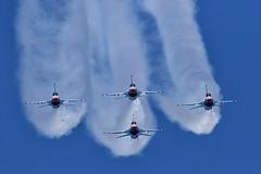 The USAF Thunderbirds demo team (Nigel Blake, 12 MILLION...Yay! Many thanks!) Tags: demo team f16 thunderbirds usaf the nigelblake nigelblakephotography