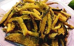 SECONDO PIATTO:BASTONCINI DI MELANZANE (RicetteItalia) Tags: ricette