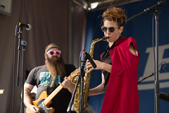Bayou Boogaloo 2016 - Rory Danger & the Danger Dangers