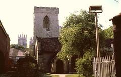 Photo of Holy Trinity Goodramgate church, York