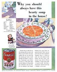 Campbell's Soup - 19311121 Post (Jon Williamson) Tags: history vintage advertising ad vintageadvertising vintagead vintascope