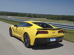 Chevrolet Corvette Stingray C7