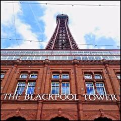 Blackpool Tower (BoblyP) Tags: boblyp blackpool lancashire blackpooltower northwestengland northwestcoast samsung galaxy s5
