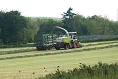 Gateside Farming (B4bees .(2m views)) Tags: grass scotland blog scenery fife fields tractors auchtermuchty gateside visiteastscotland