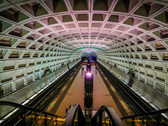 Capitol South Metro Station - Washington DC (mbell1975) Tags: usa station america train underground subway washingtondc us dc washington districtofcolumbia unitedstates metro south platform rail terminal capitol american ubahn dmv metrostation