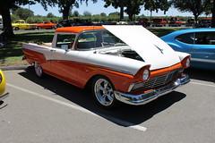 1963 Ford Ranchero (eagle69er) Tags: show car grove micke 2016