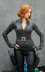 MCM COMIC CON 2016-0884 (cameraview4u121) Tags: film canon photography costume comic expo cosplay entertainment fantasy superhero scifi heroes blackwidow fancydress con avengers cosplayers mcm 2016 mcmexpo londonmcm mcmlondon mcmexcel mcmlondon2016