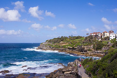 _MG_0909.jpg (Tibor Kovacs) Tags: blue beach water day sydney sunny australia bondibeach coastalwalk