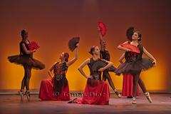 Flamenco y Ballet (Toms 66) Tags: ballet teatro mujer gente flamenco artista bellas canon50d