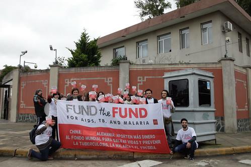 Fund the Fund Mobilizations June 13 – AHF Argentina