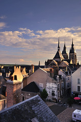 Blois (Michu_I) Tags: city france architecture blois miasto architektura francja hccity