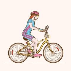 Bike (Rodrigo Damati) Tags: info ilustrao vetor ilustra infografia vetorial infogrfico