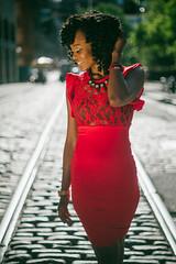 Charlene Awani (l. a. nolan) Tags: nyc newyorkcity woman ny newyork brooklyn 50mm fuji photoshoot asahi takumar bokeh f14 dumbo fujifilm newyorknewyork theempirestate supermulticoatedtakumar50mmf14 smctakumar50mmf14 xpro2 fujifilmxpro2