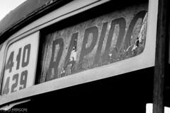Fast service (Pablo Arrigoni) Tags: old bw white black bus abandoned blanco argentina argentine america canon outside eos south country negro fast bn micro campo service viejo rapido sou colectivo servicio afuera abandonado 18135 afu 70d eos70d