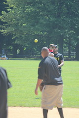 DBC 7 3rd Annual Softball Game in Central Park (covinoandrich) Tags: covino rich show sirius xm satellite radio dbc 7 carlnival 2016 great lawn central park softball game