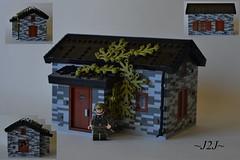 Casa (~J2J~) Tags: house lego german ww2 minifigure brickarms minifigsrus