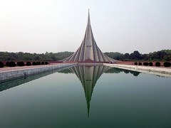 National Martyrs Monument (D-Stanley) Tags: monument 1971 war national dhaka independence martyrs bangladesh
