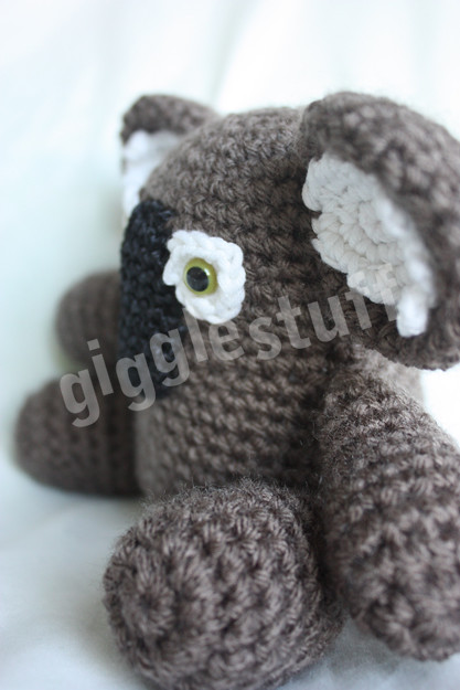 Amigurumi Dog Noses : The Worlds Best Photos of amigurumi and marsupial ...