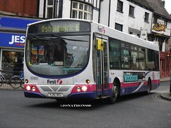 First 60899 YJ51RFL (jonathon890) Tags: first 60899 yj51rfl
