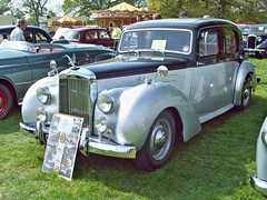 6 Alvis TA21 (1952) (robertknight16) Tags: 1950s british alvis 194570