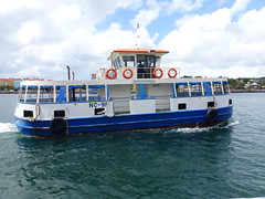P1040972 (Stefan Peerboom) Tags: anna saint ferry bay sint willemstad otrabanda annabaai