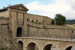 05.09.2011: Ausflug nach Mont-Louis. Der Festungststadt á la Vauban.