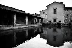 (UnaLei) Tags: unesco tuscany toscana valdorcia bagnovignoni