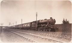 Jubilee 4-6-0 5554 (davids pix) Tags: ontario jubilee class steam british locomotive railways 460 lmsr stanier 5554 uksteam 45554