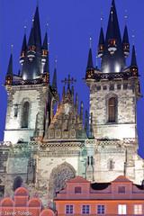 Praga,30 de enero de 2012 17-18-12.jpg (javiertoba) Tags: praga ciudades iglesiadetyn