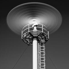 Fort Gilkicker Radar Tower 1 (Mark J Hall) Tags: longexposure sea lake gosport radartower stokesbay fortgilkicker bw10stopndfilter nikond7000