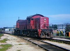 Glenn Yard Alco RS1 (railsr4me) Tags: trains 1970s railroads alco rs1