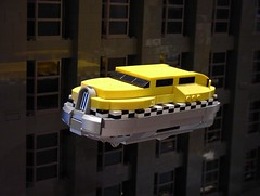 Korben Dallas Taxi 5th Element (-derjoe-) Tags: new york city car movie dallas lego taxi bruce joe le luc das der 5th korben willis element fifth lment besson cinquime fnfte derjoe