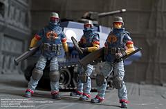 GI Joe Renegades: Cobra Troopers 4 (Bert Baylon [@bbtoypix on IG]) Tags: joe gi renegades