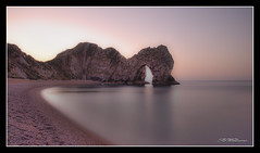 Durdle Door (AFEXPhotography) Tags: world door longexposure sea cliff heritage beach water rock sunrise landscape photography dawn coast long exposure arch fuji 10 stop filter finepix dorset weymouth density neutral durdle jurrasic durdledoor heliopan flickrduel flickraward s100fs fujifinepixs100fs flickrunitedaward flickraward5 flickrawardgallery ringexcellence blinkagainfrontpage bestofblinkwinners stswilliams